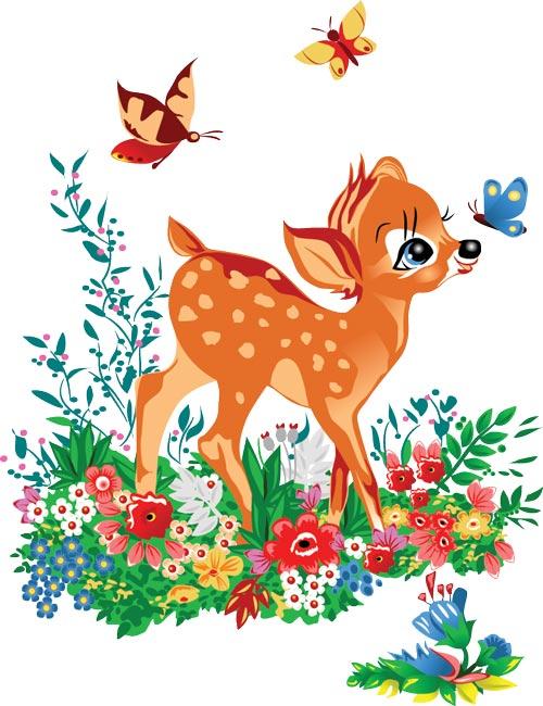 Cartoon vector illustration with animals.jpg