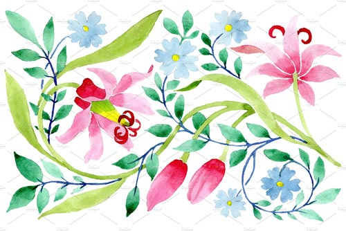 floral-pattern-pink-watercolor-png-jpg.549