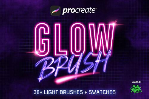 Glow Brushes.jpg