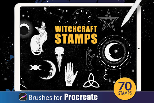 Witchcraft Stamps.jpg