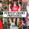 Perfect Colors Mobile & Desktop Lightroom Presets